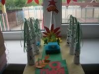 В детском саду прошел конкурс творчества для детей и родителей, посвященный Дню Победы