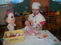 В Коктебельском детском саду прошла неделя иммунизации