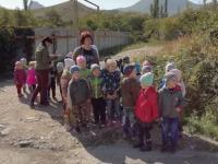 В Коктебельском детском саду прошла тренировочная эвакуация воспитанников и сотрудников ДОУ при обнаружении постороннего предмета