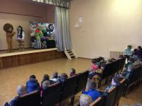 Для воспитанников Коктебельского детского сада «Жемчужинка» состоялось  представление на тему «Самая веселая сказка о правилах дорожного движения»