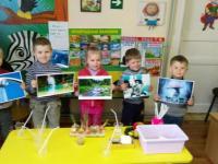 В «Коктебельском детском саду «Жемчужинка» прошли мероприятия, посвященные Всемирному Дню воды!