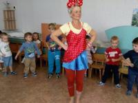 1 сентября наш детский сад отпраздновал День знаний!