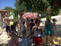 В детском саду прошел народный праздник «Ивана Купала».
