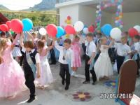 27 мая 2016 года состоялся выпускной для детей подготовительной группы