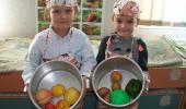 В детском саду прошел Праздник осени.