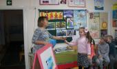 В Коктебельском детском саду «Жемчужинка» было организовано мероприятие по экологическому воспитанию на тему: «Чудесные капельки»