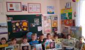 В Коктебельском детском саду «Жемчужинка» прошло мероприятие, посвященное Дню космонавтики