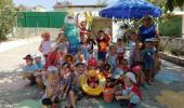 В детском саду прошел День Нептуна