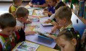 В детском саду прошла неделя детской книги. Она прошла очень насыщенно, интересно и познавательно.