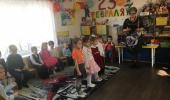 В Коктебельском детском саду прошли мероприятия, посвященные 23 февраля