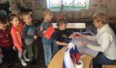 Тема выборов затронула и наш детский сад.