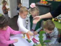 В нашем детском саду прошло театрализованное представление для детей всех возрастных груп