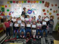 В детском саду прошел День народного единства