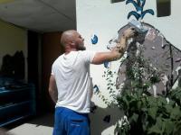 Прошел экологический месячник на территории детского сада. Все участники внесли свой вклад в наведении чистоты в эти прекрасные весенние дни.